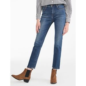 Weekend Max Mara | Stretch Denim Straight Jeans 10